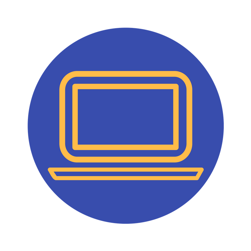 icon virtualLibrary