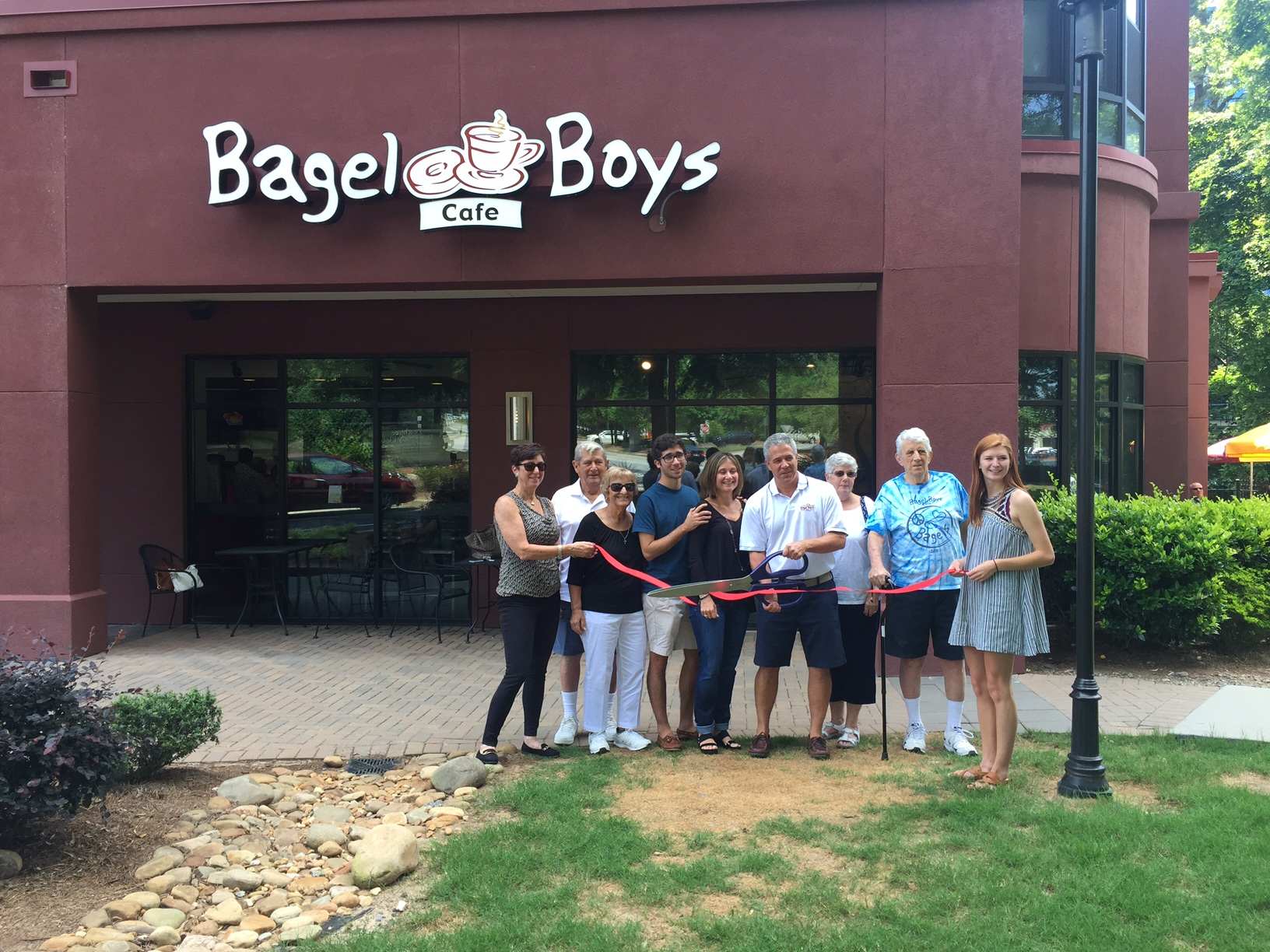 Bagel Boys Cafe - Perimeter, LLC