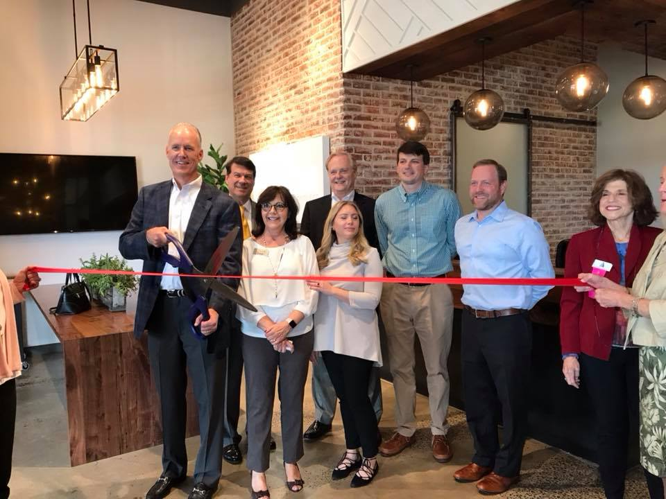 ROAM ribbonCutting